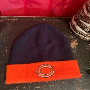 🔵 Boys Bears Beanie Winter Hat